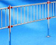Barrier Rails