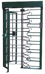new electrical turnstile