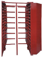 new mechanical turnstile
