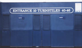 Turnstile Enclosures